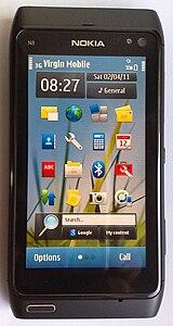 nokia n8 wikipedia rh it wikipedia org Nokia N900 Nokia N900