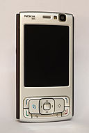 Nokia N95 Front 1