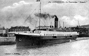 SS Nomadic (1911) - Image: Nomadic
