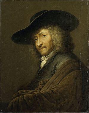 Norbert van Bloemen - Image: Norbert van Bloemen Portrait of Jan Pietersz Zomer, Art Dealer in Amsterdam