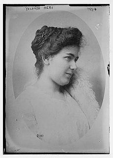 Yolanda Mero Hungarian-American musician