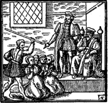 North Berwick witch trials - Wikipedia