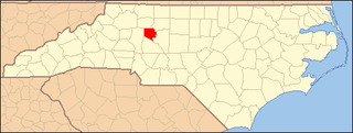 National Register of Historic Places listings in Davie County, North Carolina Wikimedia list article