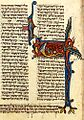 North French Hebrew Miscellany folio 172a Colophon of Binyamin the scribe.jpg