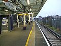 North Sheen stn look east.JPG