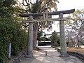 North Torii of Daizenji Tamatare-gu.jpg