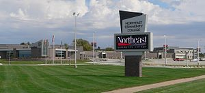 Norfolk, Nebraska - Northeast Community College