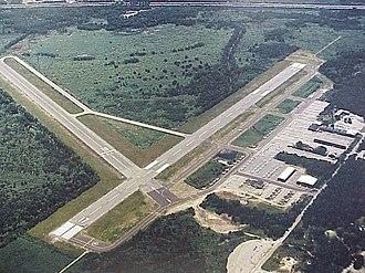 Norwood Memorial Airport - Image: Norwoodairport