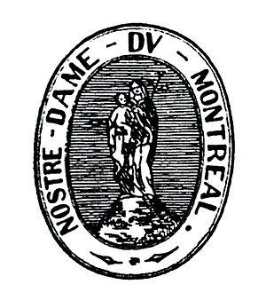 Société Notre-Dame de Montréal - Image: Notre Dame de Montreal