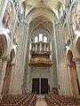 Noyon (60), cathédrale Notre-Dame, nef, vue vers l'ouest 5.jpg