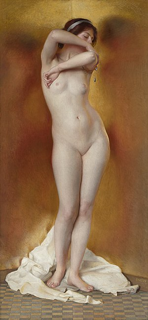 Nude is art