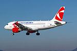OK-MEK A319 Czech Airines BCN02.jpg