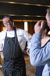 Fergus Henderson British chef