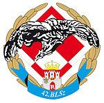 Odznaka pamiątkowa 42 Bazy Lotnictwa Szkolnego.jpg