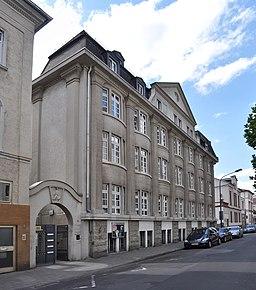 Taunusstraße in Offenbach am Main