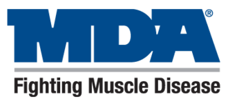 Muscular Dystrophy Association - Official MDA Logo used until January 29, 2016.