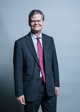 Stephen Lloyd - Image: Official portrait of Stephen Lloyd