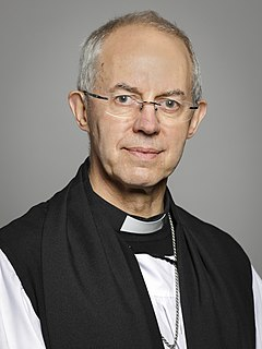 Archbishop of Canterbury Senior bishop of the Church of England