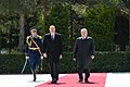 Official welcome ceremony was held for Kazakh President Nursultan Nazarbayev 5.jpg