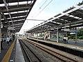 Ogawa Station Platform 201807.jpg
