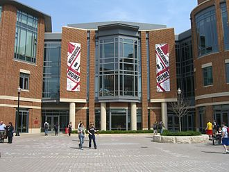 Ohio State University - The New Ohio Union