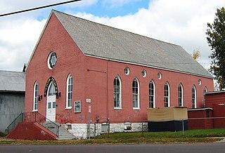 Old Ohavi Zedek Synagogue United States historic place