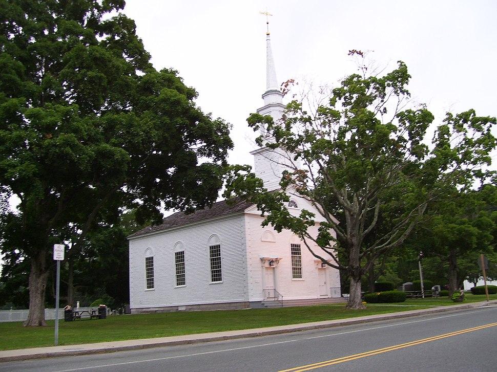 Old Congregational Church Scituate RI
