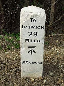 Old Milestone - geograph.org.uk - 1256467.jpg