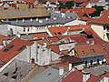 Old Town Rooftops - From St. Elisabeth Cathedral Bell Tower - Kosice - Slovakia (36428416881).jpg