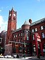 Old Union Station Clock Tower ユニオン駅の古い時計塔 Alten Turmuhr der Vereinigung Bahnhof - panoramio.jpg