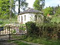 Old lodge at Knockranny - geograph.org.uk - 799710.jpg