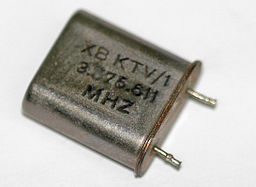 Older crystal oscillator