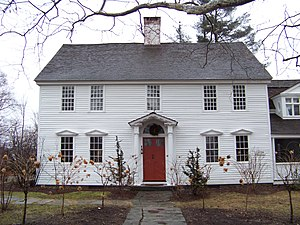 Oliver Wolcott House - House in 2010