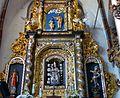 Oltarz Matki Boskiej z 1702, bazylika, Nowe Miasto Lubawskie.jpg