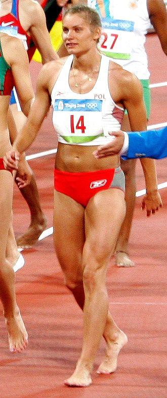 Kamila Chudzik - Image: Olympics 2008 Kamila Chudzik