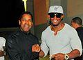 Omar Slim White, Denzel Washington.jpg