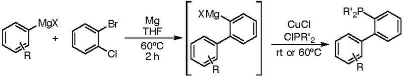 One-pot synthesis