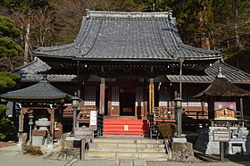 Onsen-ji Temple in Gero city ac.jpg