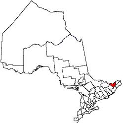 Ottawa – Mappa