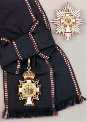Order of Saints George and Constantine - Image: Order of SS. George and Constantine