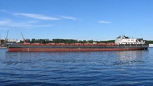 Orekhovo-Zuyevo on Khimki Reservoir 17-jun-2012 03.JPG