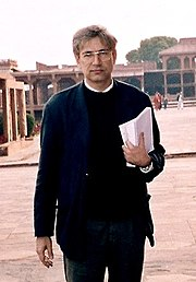 Orhan Pamuk, winner of the 2006 Nobel Prize for Literature