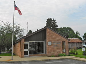 Orrstown, Pennsylvania - Orrstown Post Office