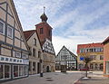 Ortsblick in Sachsenhagen IMG 5266.jpg