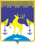 Coat of arms of Ostrovnoy