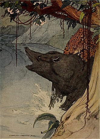 Charles Livingston Bull - Image: Outing (1885) (14580010527)