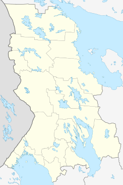 Sortavala is located in Karelia