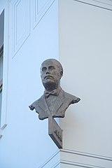 busta Václava Klána