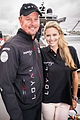 Owner and Skipper of Super-maxi Yacht Perpetual Loyal Anthony Bell and wife Kelly Landry-Bell.jpg
