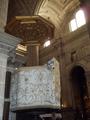 Púlpito en la Catedral de Jaén, España - albertoyoan.png
